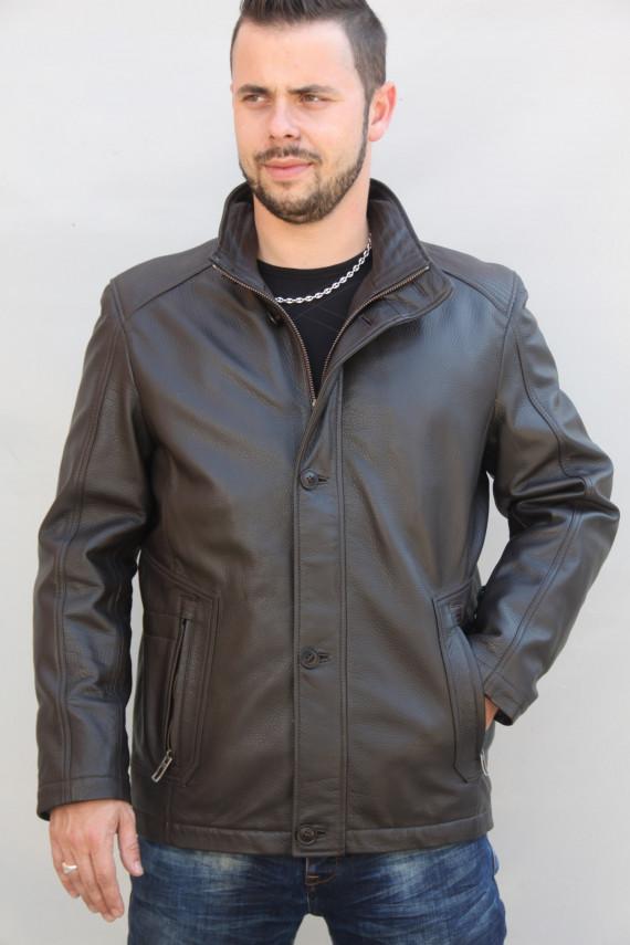 veste cuir homme : mortimer