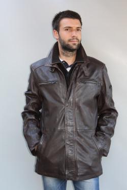veste cuir homme : 51845