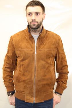 Blouson cuir homme : 51922