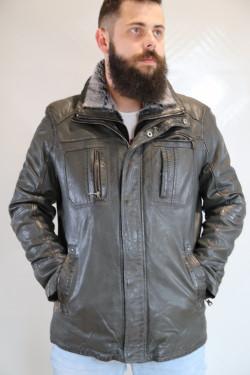 veste cuir homme : Barbados.G