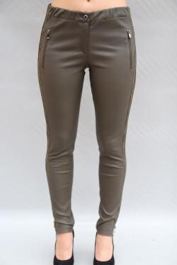 Pantalon cuir stretch  femme : LAKAY.O
