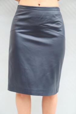 jupe cuir femme: lena.m