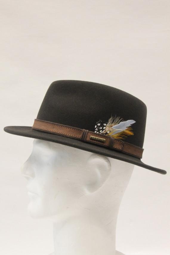Chapeau stetson laine Homme.3405