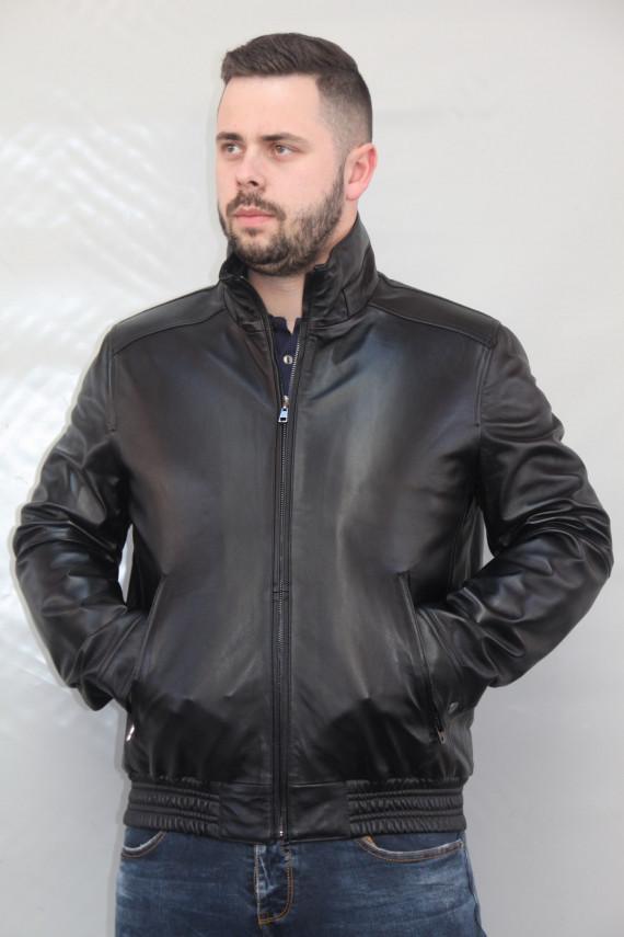 blouson cuir homme : armando