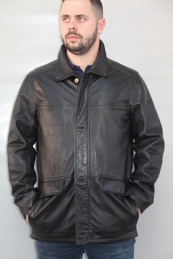 veste cuir homme : Warcho