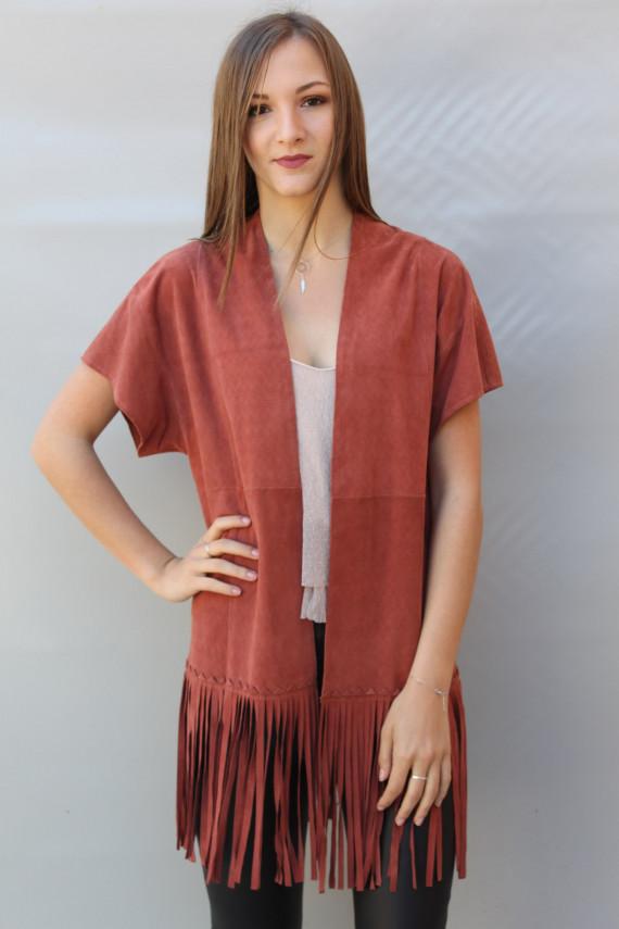 veste cuir femme 2 coloris : yona
